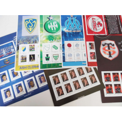 LOT 14 COLLECTORS, THEME SPORT / FOOTBALL RUBGY