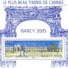 BLOC SOUVENIR N°_14 NANCY 2006