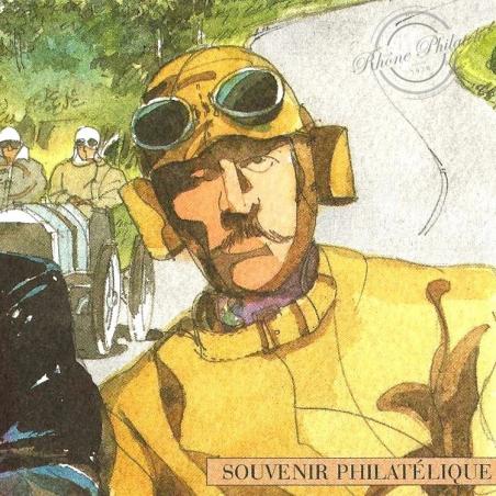 BLOC SOUVENIR N°4 COUPE GORDON BENNETT 2005