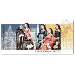 BLOC SOUVENIR N°_91 ANNE DE BRETAGNE (1477-1514) 2014
