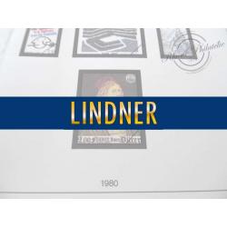 FEUILLES LINDNER T. 1980 pour Collection de timbres (France)