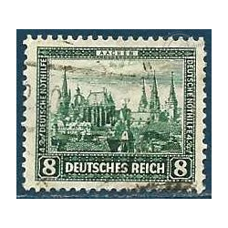 EXPOSITION PHILATELIQUE DE BERLIN 1930 - AIX LA CHAPELLE N°427