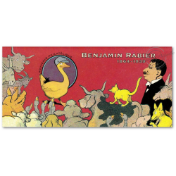 BLOC SOUVENIR N°_94 BENJAMIN RABIER (1864-1939) 2014