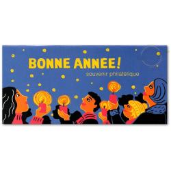 BLOC SOUVENIR N°__113 BONNE ANNEE 2015