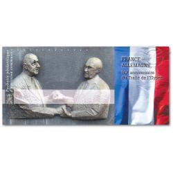 EMISSION COMMUNE (2013) ALLEMAGNE : traité de l'Elysée du 22 juin 1963