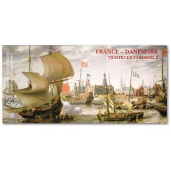 EMISSION COMMUNE (2013) DANEMARK : traités de d'amitié et de commerce
