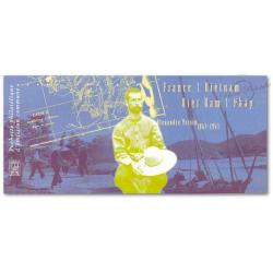 EMISSION COMMUNE (2013) VIÊTNAM : Alexandre Yersin 1863-1943