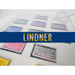 LOT DE COLLECTION TIMBRES ANDORRE 1983-1989