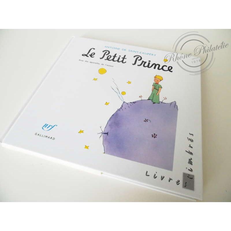 Le Livre Des Timbres Le Petit Prince