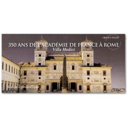 BLOC SOUVENIR 35 ANS DE L'ACADÉMIE FRANCE À ROME