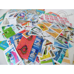 LOT TIMBRES-POSTE 0.46€, FACIALE 680€, 30% DE REMISE