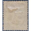 MONACO N°6 TYPE PRINCE CHARLES III, TIMBRE OBLITÉRÉ 1885