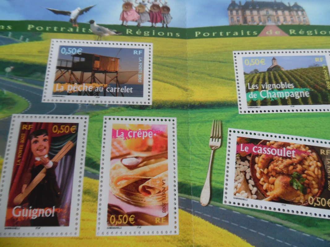 Lot timbres poste en euros d'une valeur faciale totale de