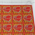 FEUILLE TIMBRES POSTE N°3862 SAINT VALENTIN, COEURS 2006 SCHERRER