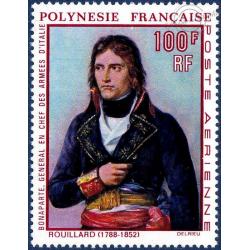 POLYNESIE POSTE AERIENNE N°_31 PORTRAIT NAPOLEON 1ER TIMBRE DE 1969