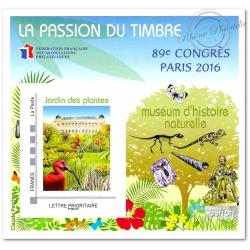 """BLOC FFAP N°11 """"CONGRES PARIS 2016"""""""