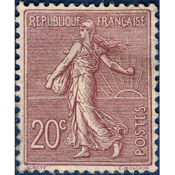 N°__131 TYPE SEMEUSE, TIMBRE NEUF*, 1903