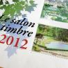 BLOC N°_132 SALON DU TIMBRE 2012 LUXE