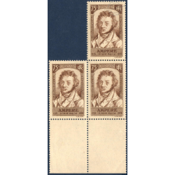 N°__310 ANDRE-MARIE AMPERE, TIMBRES NEUFS** 1936