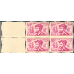 N°__296  JACQUES CARTIER TIMBRES NEUFS ** 1934