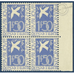 N°__294 COLOMBE DE LA PAIX DE DARAGNES, TIMBRES NEUFS** 1934