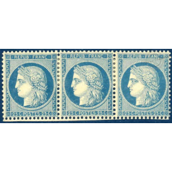 N°_60A TYPE CERES, TIMBRES NEUFS* 1871