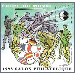 """BLOC CNEP N°_26 """"COUPE DU MONDE 1998"""""""