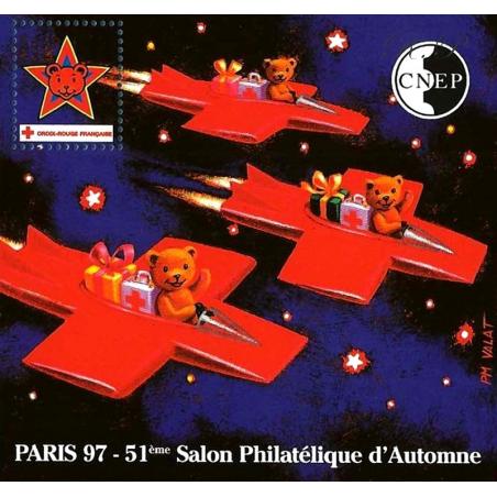 """BLOC CNEP N°_25 """"PARIS 97"""" LUXE"""