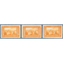 MONACO N°131 PAYSAGE DE LA PRINCIPAUTE, TIMBRES NEUFS* 1933-1937