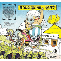 "BLOC CNEP N°8 ""BOURGOGNE 1987"" LUXE"