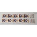 """LOT DE 30 CARNETS """"CROIX-ROUGE """" 1993 (2853a), FACIALE 128€"""