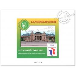 """EPREUVE FFAP N°2 """"CONGRES PARIS 2008"""""""