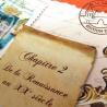 """CARNET """"CHATEAUX ET DEMEURES HISTORIQUES"""" (2) COLLECTOR BC726"""
