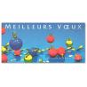 BLOC SOUVENIR N°_25 MEILLEURS VOEUX 2007 -  LUXE