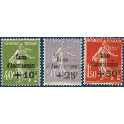 N°__275 A 277 CAISSE D'AMORTISSEMENT 1931