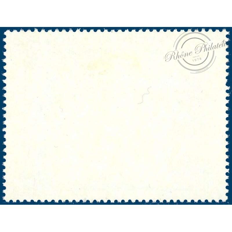 POLYNESIE POSTE AERIENNE N°_25 TABLEAU LE REPAS DE PAUL GAUGUIN (1968) NEUF*
