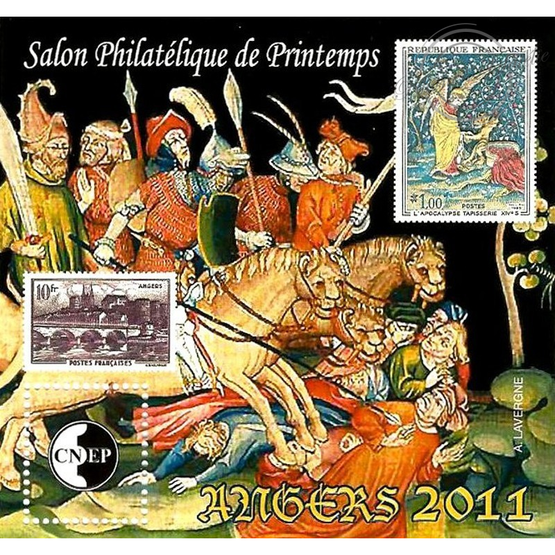 "BLOC CNEP N°_58 ""ANGERS"" 2011"