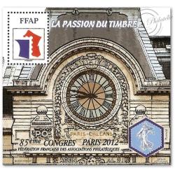 """BLOC FFAP N°6 """"CONGRES PARIS 2012"""""""