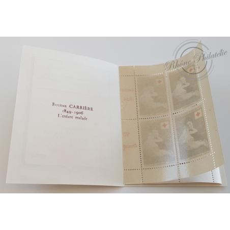 CARNET CROIX-ROUGE 1954 N°2003 NEUF**