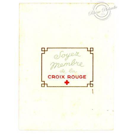 CARNET CROIX-ROUGE N°2005 NEUF DE 1956 NEUF**