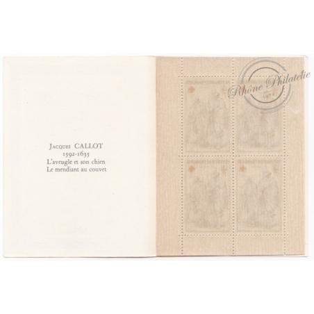 CARNET CROIX-ROUGE 1957, N°2006, EXCELLENT ETAT