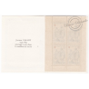 CARNET CROIX-ROUGE 1957 NEUF**