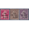 N°__266 A 268 CAISSE D'AMORTISSEMENT TIMBRES NEUFS ** ANNEE 1930