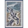 TAAF N° 28 DAMIER DU CAP TIMBRE NEUF SANS CHARNIERE 1969