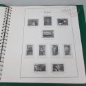 ALBUM YVERT T. 2002-2005 SUPRA, feuilles pour ranger timbres de France