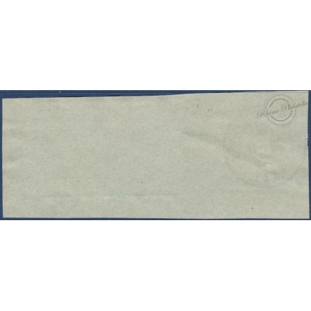 TAAF N° 18 CHEVALIER YVES JOSEPH OBLITERE ARCHIPEL KERGUELEN 1960