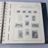 ALBUM LEUCHTTURM feuilles timbres TAAF 2005-2016