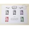 SERIE COMPLETE LES TRESORS DE LA PHILATELIE ANNEE 2014, JEU COMPLET DE 10 BLOCS