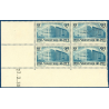 N°__424 COIN DATE ORPHELINS DES P.T.T  TIMBRES NEUFS **
