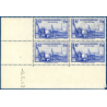 N°__458 COIN DATE EXPOSITION INTERNATIONALE NEW YORK TIMBRES NEUF**